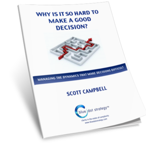 why is making rational decision difficult Helping clients make decisions is one of the most important  and have difficulty  walking their clients through a rational decision making process.